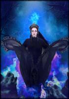 Queen Of The Night by Kamrusepas