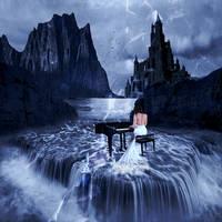 A Dream Away by Kamrusepas