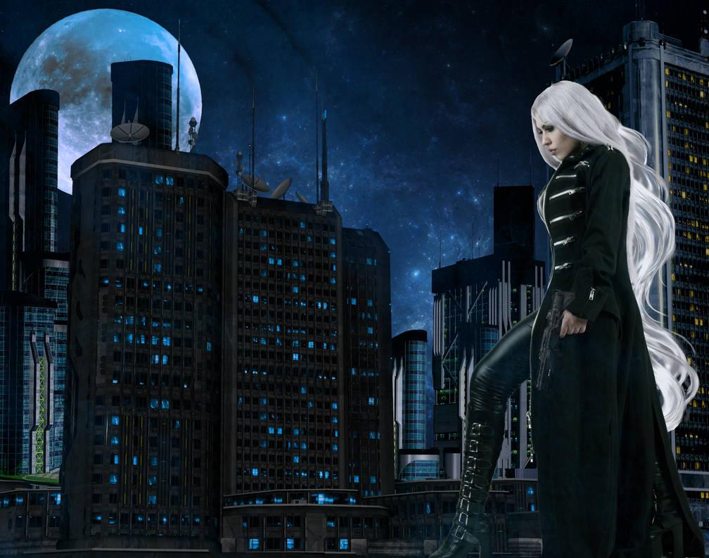The City Belongs To You by Kamrusepas