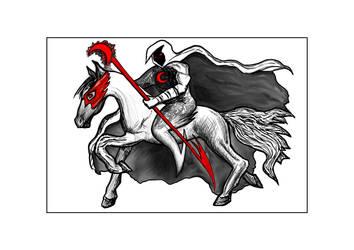 Moon Knight Horseman of the Apocalypse