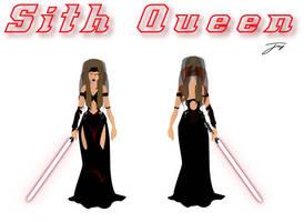 Sith Queen - Duel concept