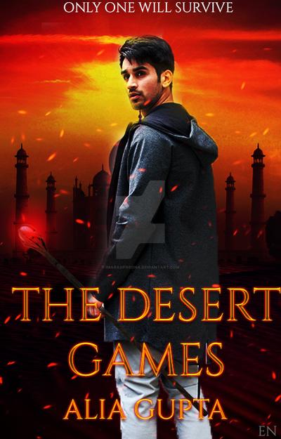 The Desert Games by ImaraOfNeona