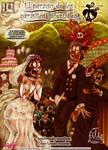 El paraiso de los parasitos infernales portada by VLADSPARTA