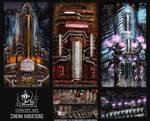 Nsa North Star Agency Concept Art Variations 1