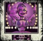 [C4D] Ballora Poster V.2