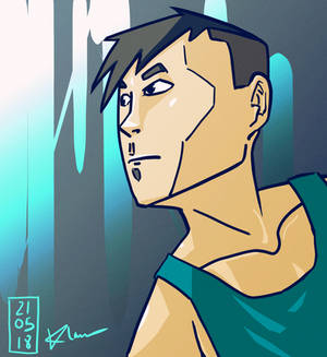 Random Cyan Guy (for lack of a better name)