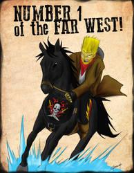Cowboy Phoenix by OmegaClarens
