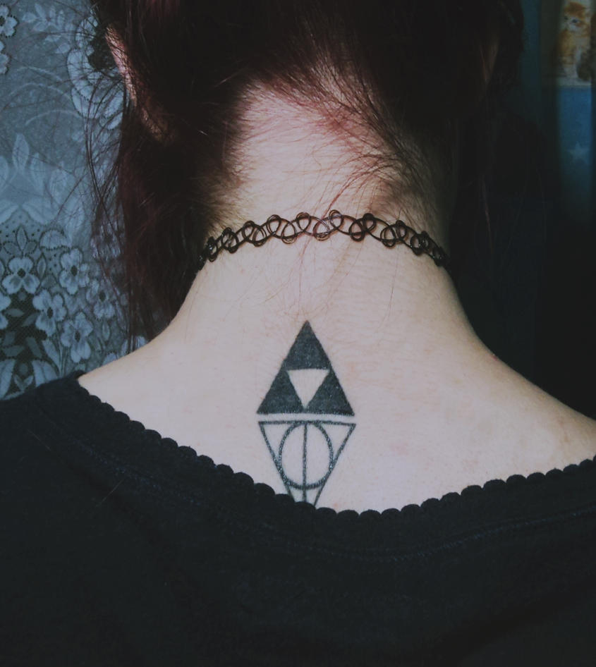 Triforce tattoo designs by dimebagdazz on deviantart - Tattoo