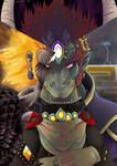 The Legend of Zelda - King of Darkness