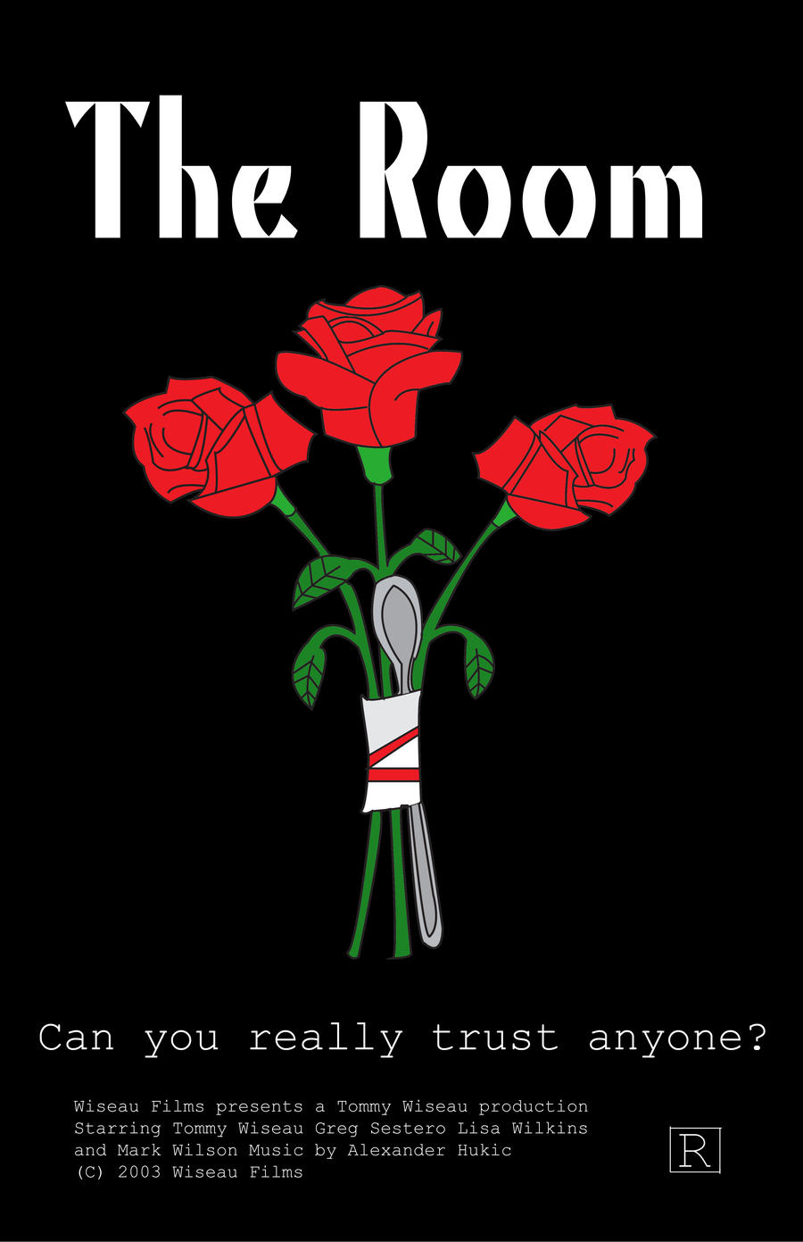 the room poster by beatismurder on deviantart