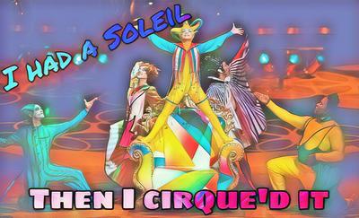 Let ur cirque flag fly by BeatIsMurder