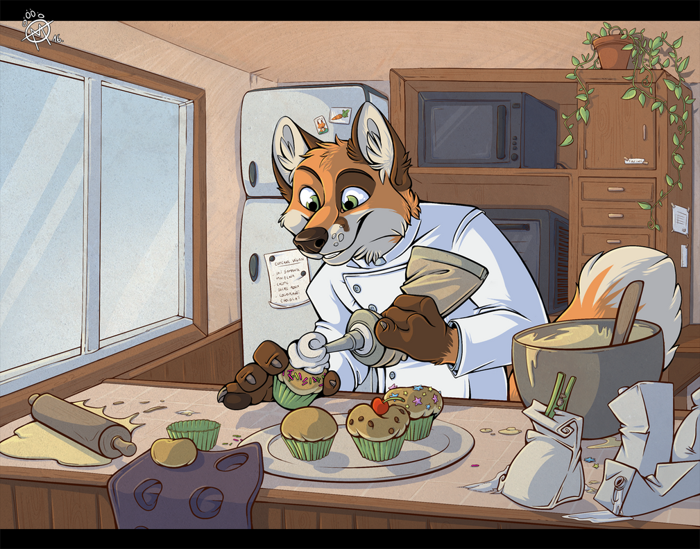 [Commission] Cooking !