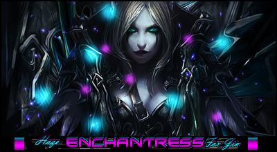 Enchantress by AshHaZe
