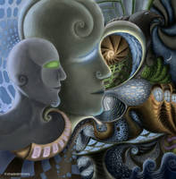 Romance of the Spiral by shadedmirrors
