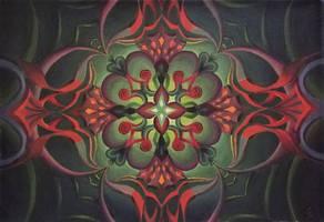 Temple of Cymatics by shadedmirrors