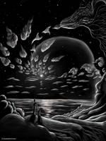 Lunar Spirits by shadedmirrors