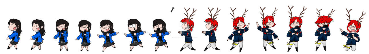 X-Mas: 'Happy Christmas Demi and Gerard' by Mcrpunk08