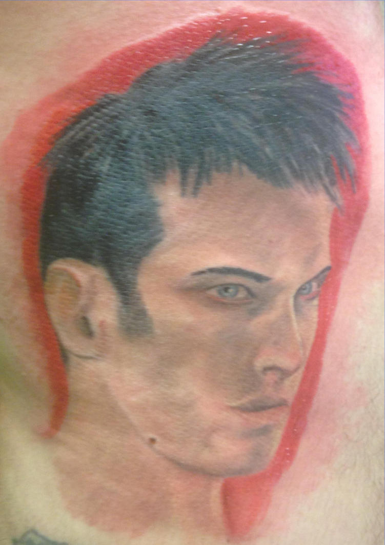 DmC: Devil May Cry - Reboot Dante Tattoo by LilGayEmo