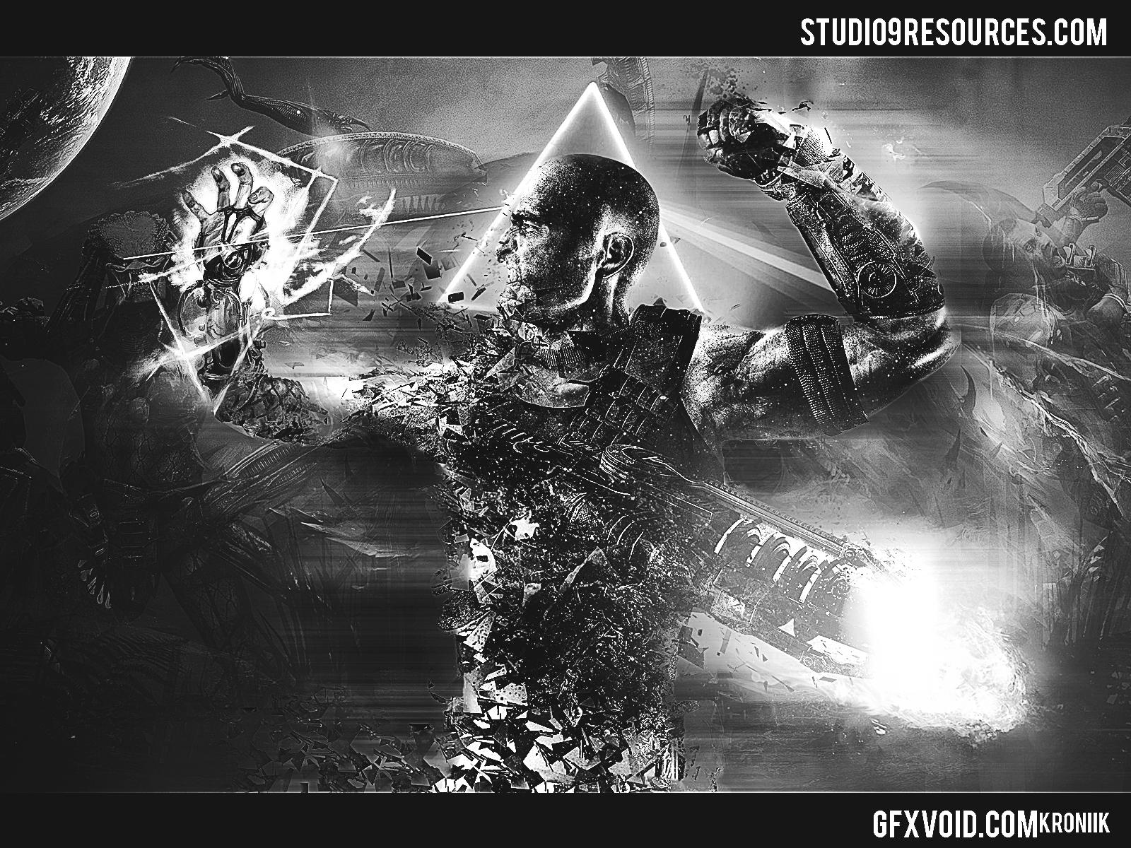 Destroyed World by KRONTM