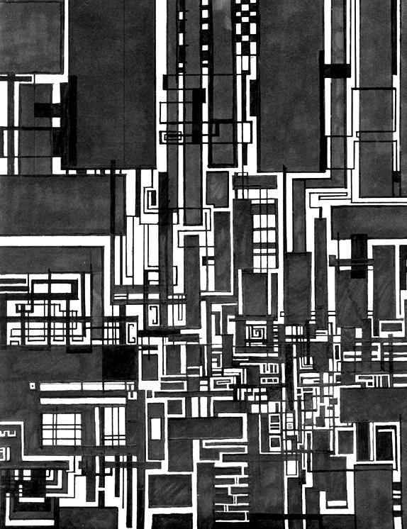 Vertical Line Art : Horizontal vertical line comp by lnescuh on deviantart