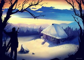 Landscape practice by Gulakova-Viktoria