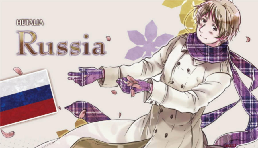 hetalia wallpaper. Hetalia, Russia wallpaper by