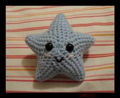 amigurumi star Alfred by VML1212
