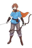 Archer by SecondaryEminence
