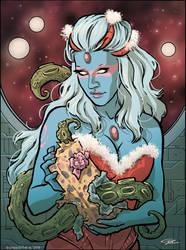 Fantasy Christmas by ChiaraDiFrancia