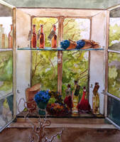 Potions Window by oktober-nite
