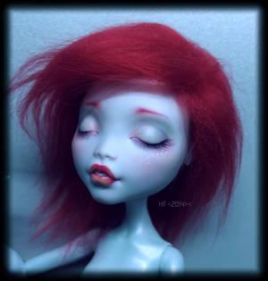 Sleepy Ariel