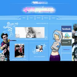 GFX Freeze Homepage