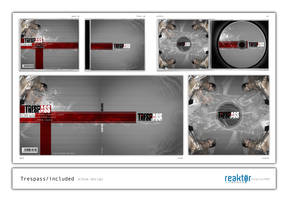 TRESPASS ALBUM DESIGN by kungfuat