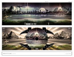 REAKTOR ALBUM DESIGN by kungfuat