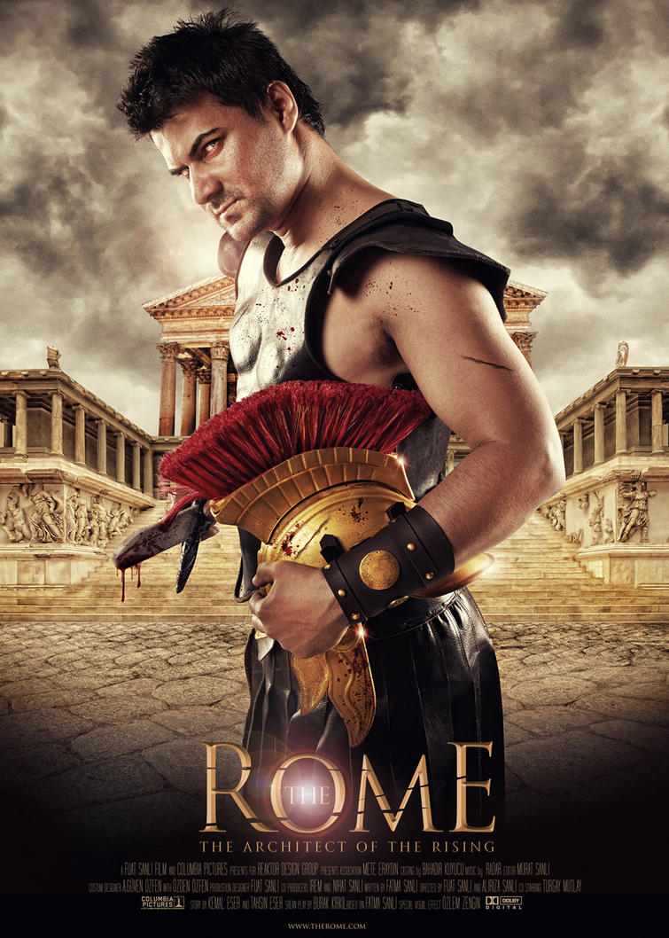 The Rome Movie Poster By Kungfuat On Deviantart