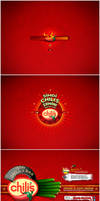 CHILI'S WEB DESIGN by kungfuat