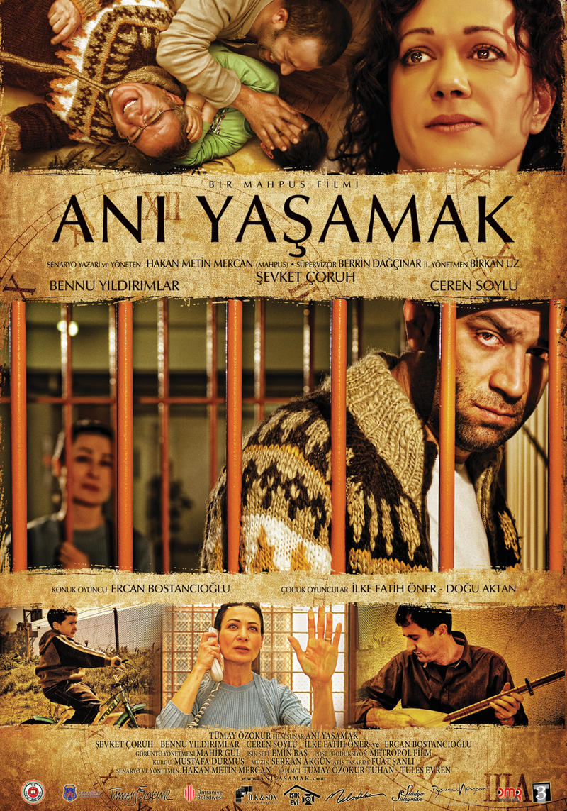 ANI YASAMAK MOVIE POSTER by kungfuat
