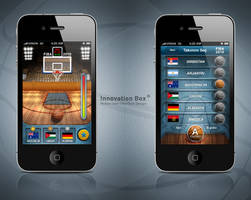 TURKEY 2010 FIBA iphone APP.