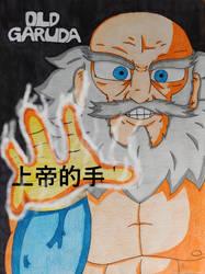 Old Garuda: God Hand by Power121