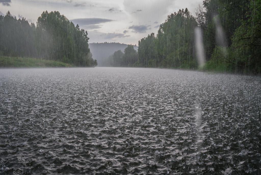 Chusovaya river by Nitisara