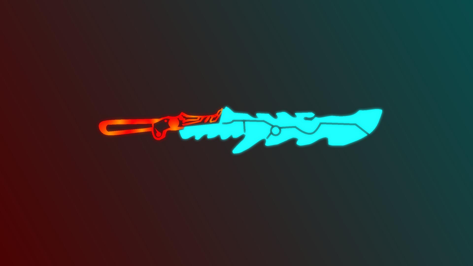 Guardian Sword Botw Minimalist Wallpaper 1080p By Sp5rky On Deviantart