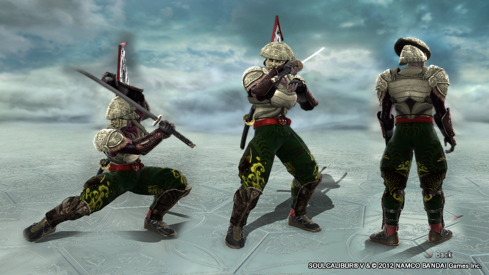 Freemeal Request Tekken 3 Yoshimitsu By Freemeal On Deviantart