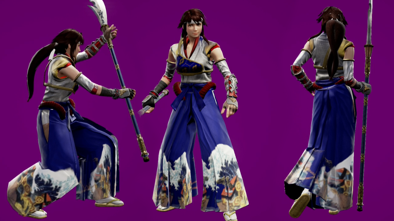 soulcalibur 6 hokuto fexl by freemeal on deviantart soulcalibur 6 hokuto fexl by