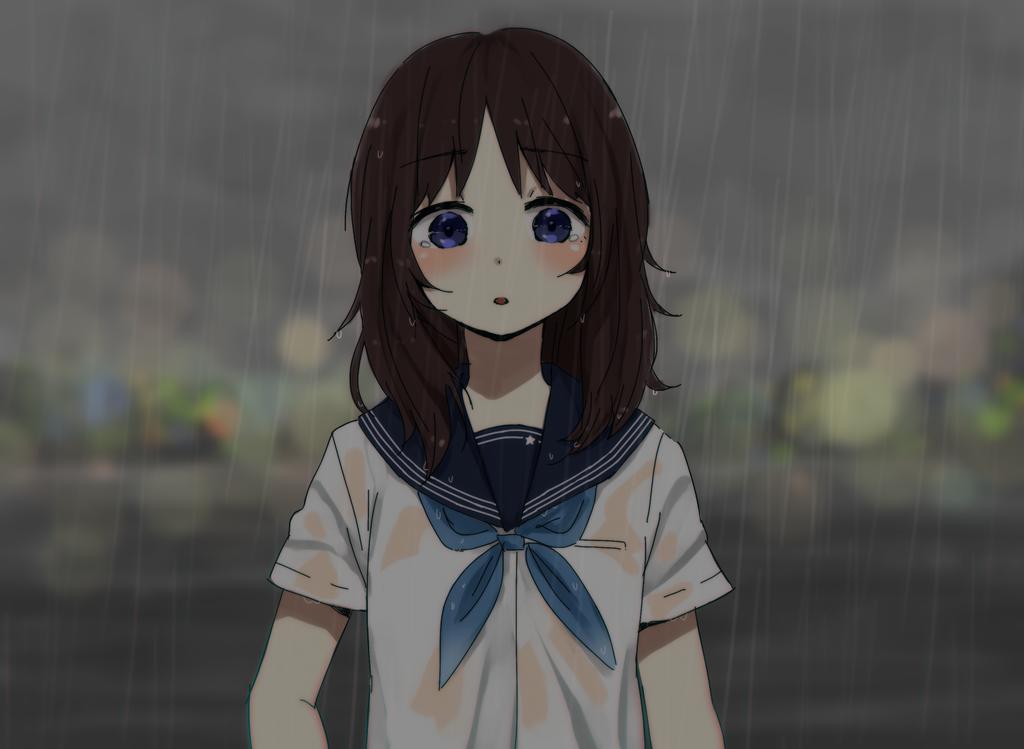 rain by gentoukikai