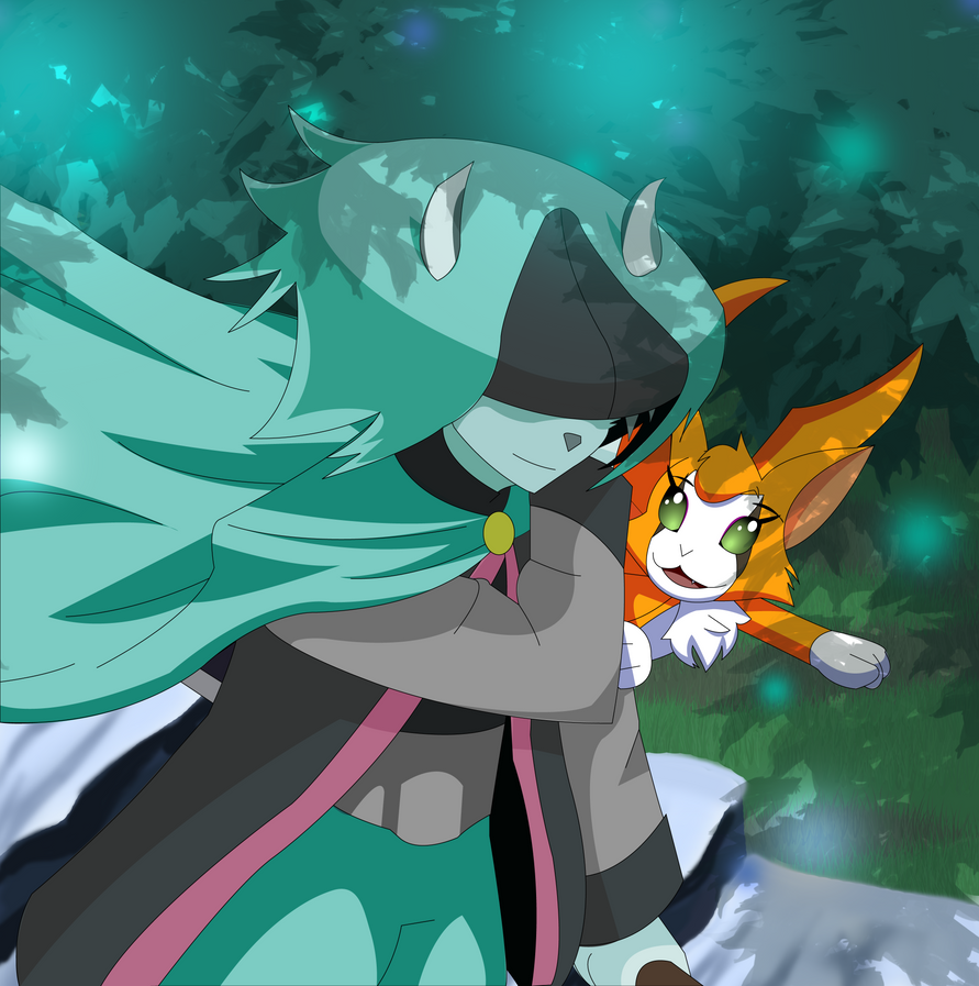 dust an elysian tail by Saivour