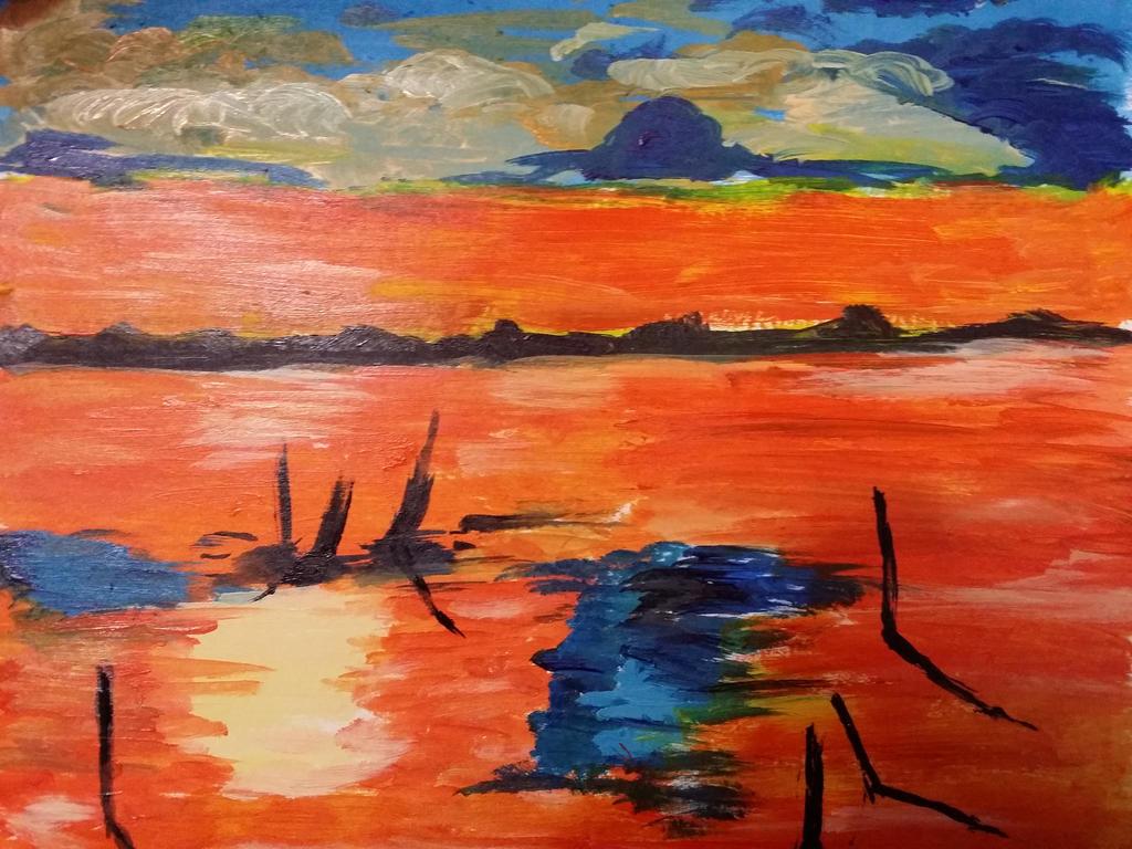 Horizon by Raywolfgang