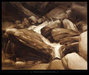 At Kaaterskill Falls