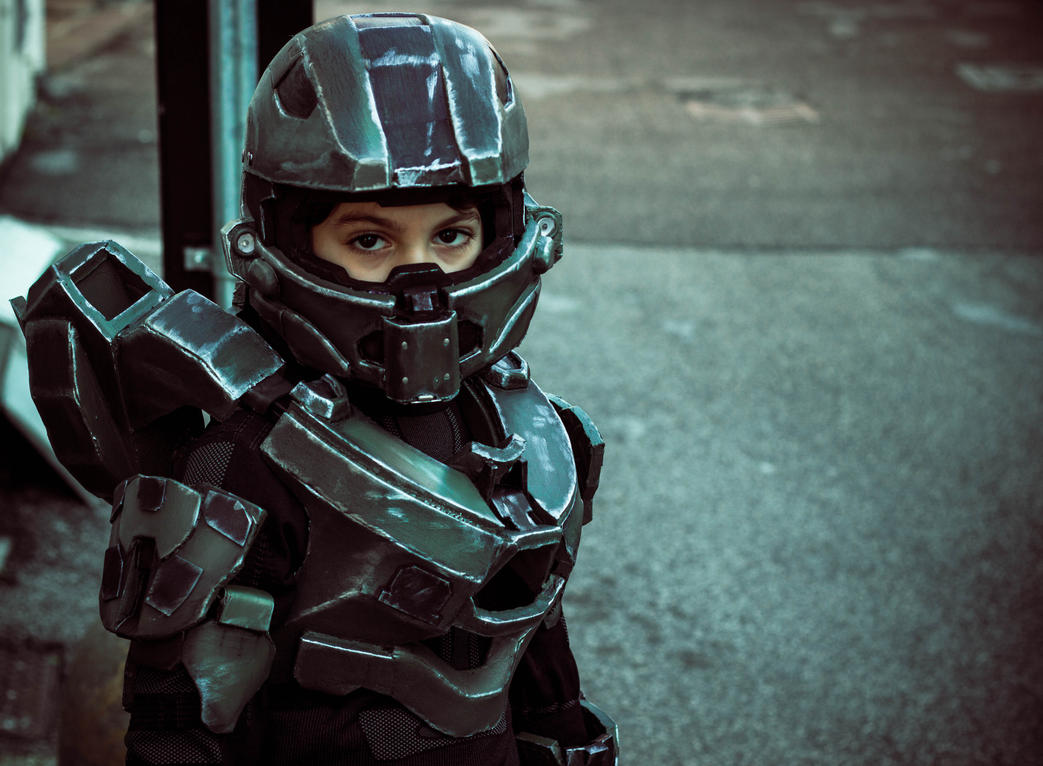 Master Chief Halo 4 based costume by LionFX ... : halo 4 costume  - Germanpascual.Com
