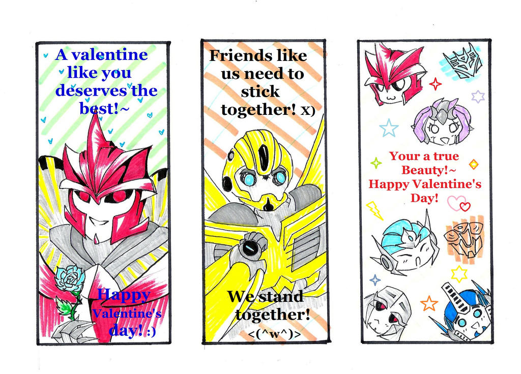 Valentine Exchange TFP #2 By BlueFire795 ...