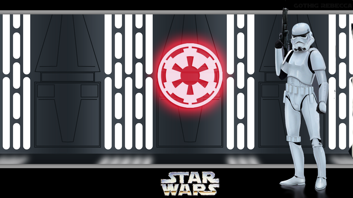 Star Wars Imperial Wallpaper by Gothic-Rebecca
